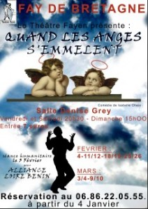 AFFICHE Anges